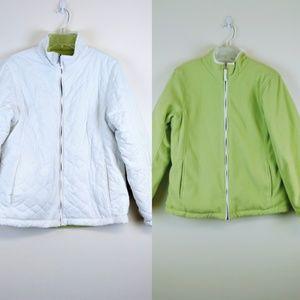 Athletech Reversible Puffy Jacket
